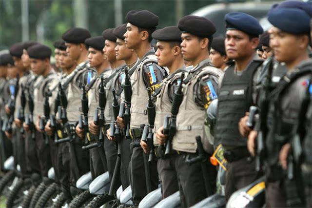 Sebanyak 2.494 Personel Gabungan Siap Amankan Aksi 4 November