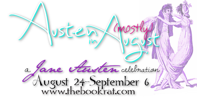 Austen in August hosted by The Book Rate