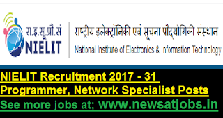 NIELIT-31-Programmer-Recruitment-2017