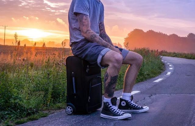 giovani in viaggio