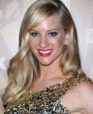 Heather Morris Leaked Photos: Glee Star Laughs Off Nude