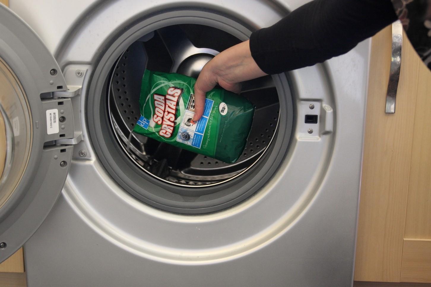 dri pak blog spring clean your washing machine. Black Bedroom Furniture Sets. Home Design Ideas
