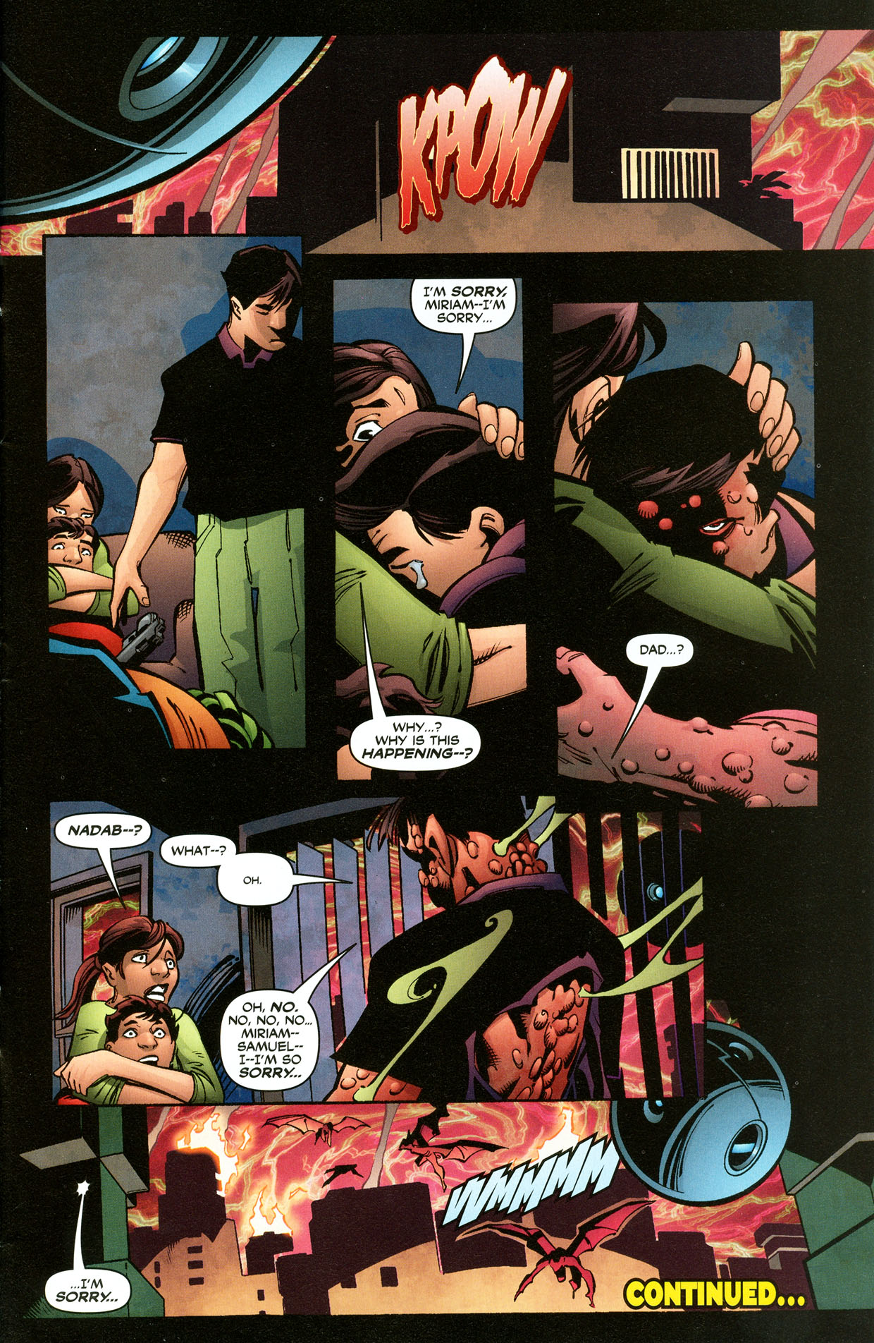 Read online Trinity (2008) comic -  Issue #33 - 32