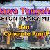READY MIX JAWA TENGAH | HARGA SATU KUBIK LEBIH MURAH