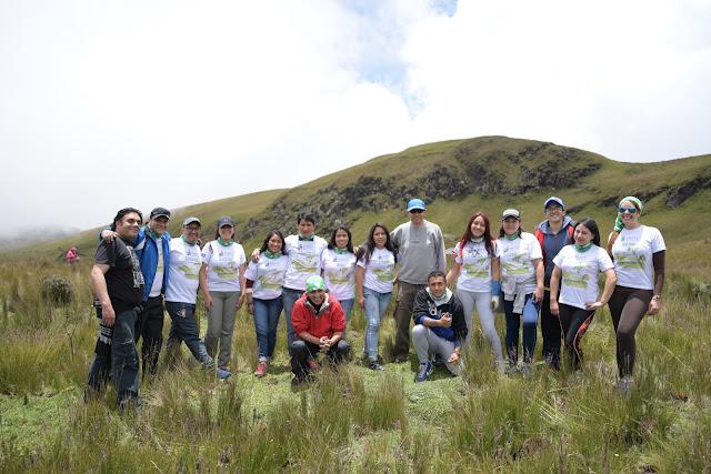 Jabonería Wilson se sumó al proyecto de reforestación 'Haz más, siembra vida'
