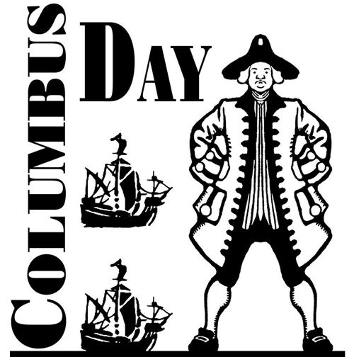 Best Free Celebrate Columbus Day Ecard