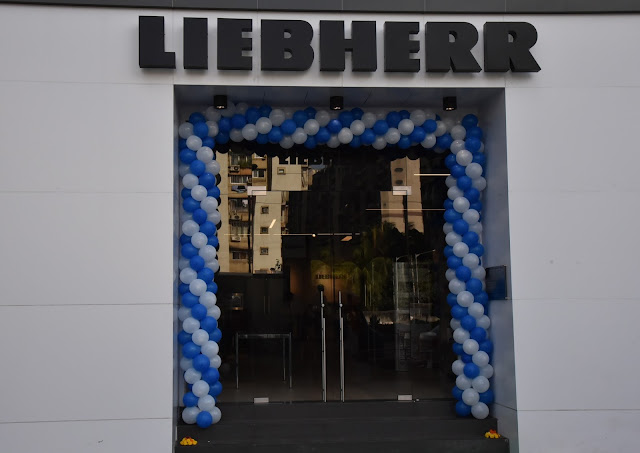 Liebherr launches the first Experience Center in Mumbai