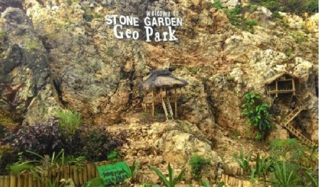 11. Stone Garden