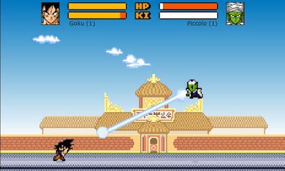 Dragonball game, game dragonball, flash game, free game, classic game,