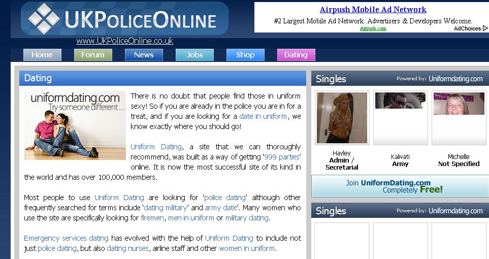 dating websites forums