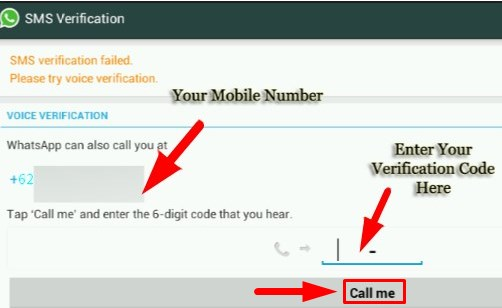 How to use whatsapp without number on pc