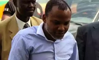 The Federal High Court has planned to rule on Kanu's bail application Dec. 17 #Biafra