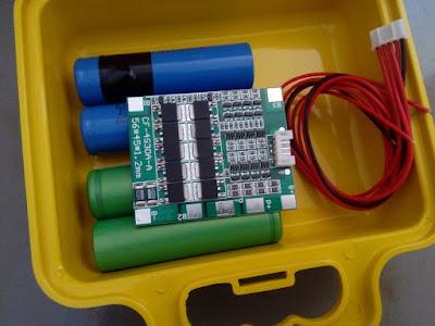 Baterias de Li-Ion