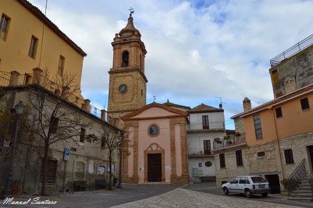 Guardia Vomano, chiesa di San Rocco