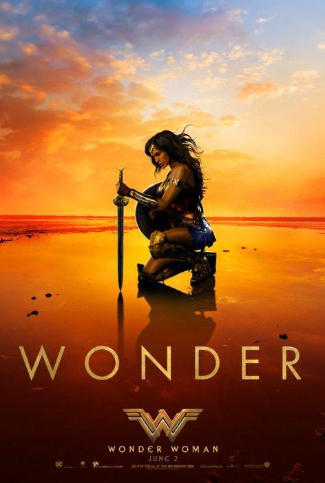Wonder Woman: nuevo tráiler muestra los orígenes de la heroína