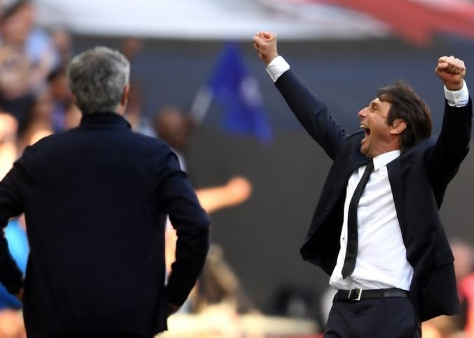 Chelsea defeats Manchester United to win 2018 FA Cup