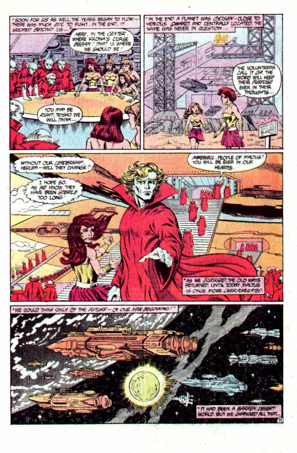 Read online Secret Origins (1986) comic -  Issue #23 - 13
