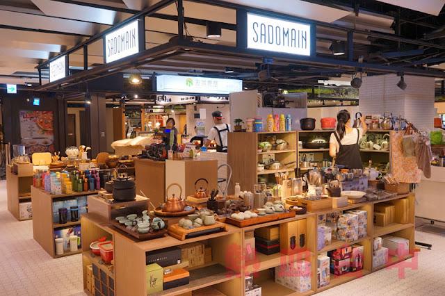 DSC04083 - 台中第六市場試營運現場直擊│全台第一個開在百貨公司的傳統菜市場將於9/21正式開幕