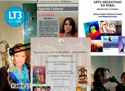 Diana_Teran,Producciones, Organización de evento