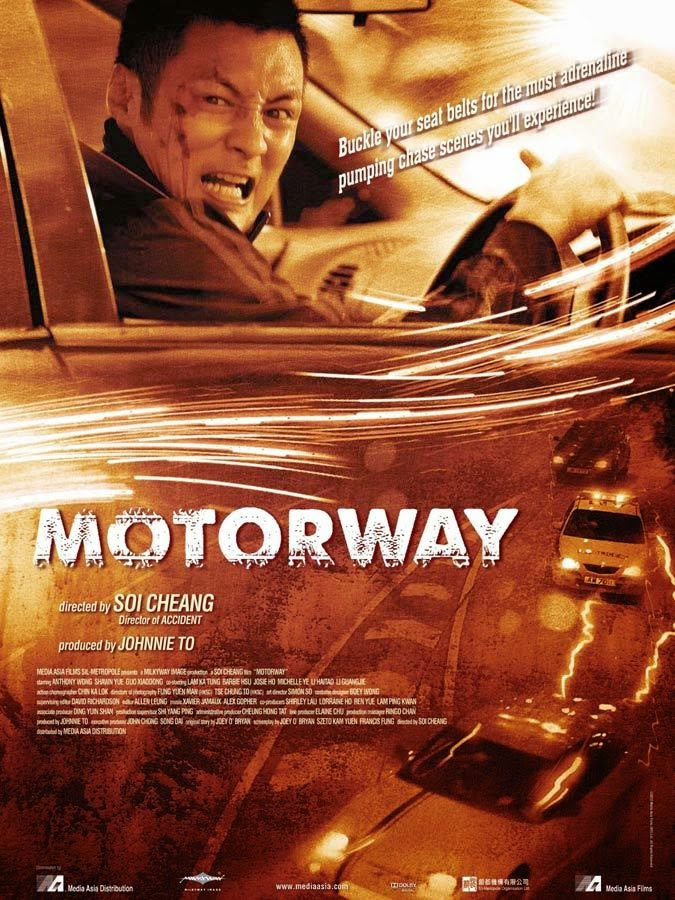 Motorway BDRip AVI Dual Áudio + RMVB Dublado