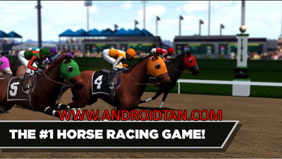 Download Photo Finish Horse Racing Mod Apk v69.08 (Unlimited Money/Energy) Android Terbaru 2017