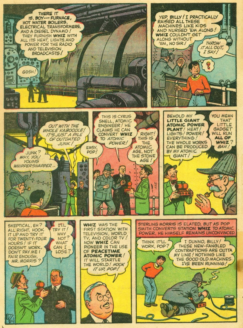 Captain Marvel Adventures issue 131 - Page 4