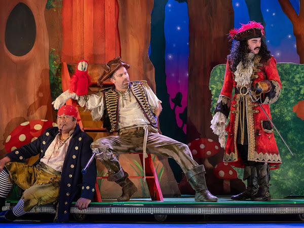Peter Pan Goes Wrong, Sydney Lyric Theatre   Review