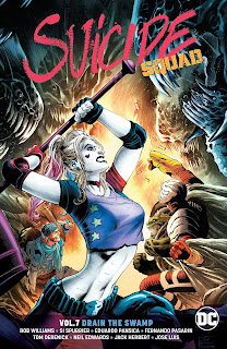 Review: New Suicide Squad Vol  1: Pure Insanity trade paperback (DC