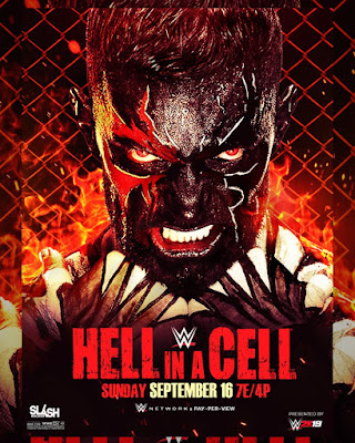 WWE Hell In A Cell 2018 Custom HD Dual Latino