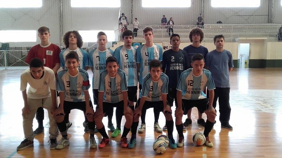 Futsal JB 2016 - Atual campeão do Jogos Estudantis 6eec675aff00b