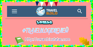 REVIEW : TravelBlogID Blog Travel Terbaik Indonesia