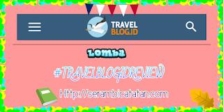 REVIEW : TravelBlogID Blog Travel Terbaik Indonesia