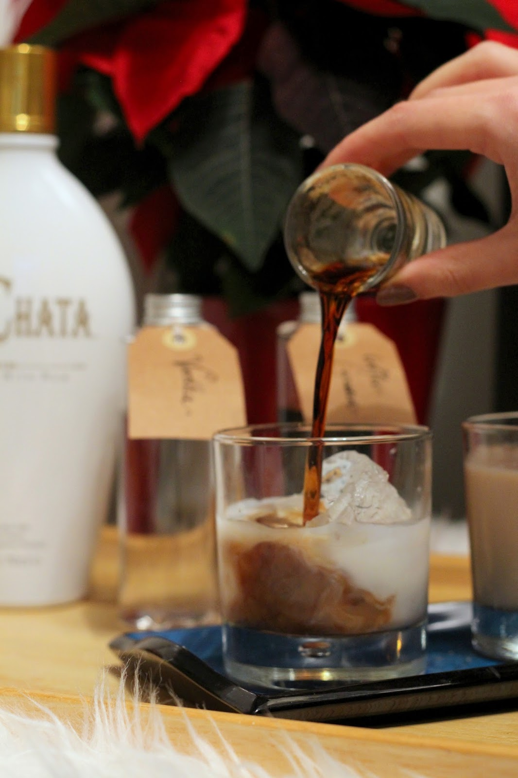 peexo coffee cocktail RumChata