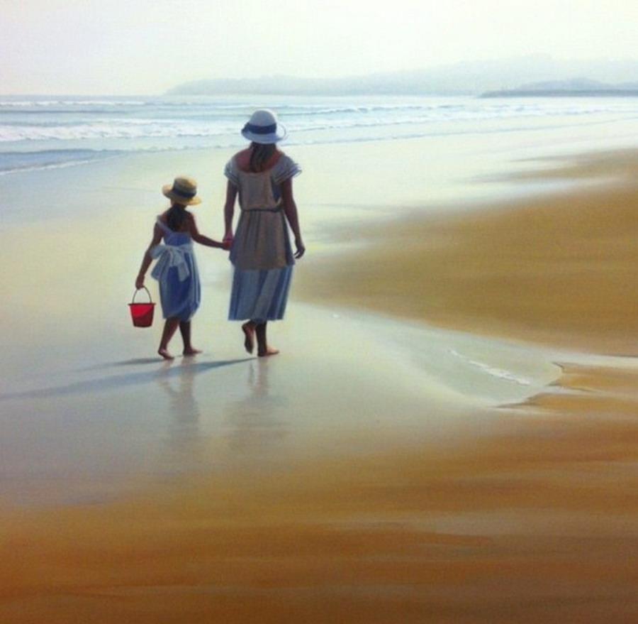 Paseando por la playa nudista de miami - 2 5