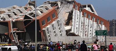 Chile sofre um grande terremoto e emite alerta de tsunami, e em São Paulo sente o tremor