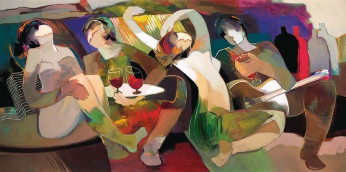 Сущность любви и романтики. Hessam Abrishami 9