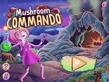 Hora de Aventura Mushroom Commando