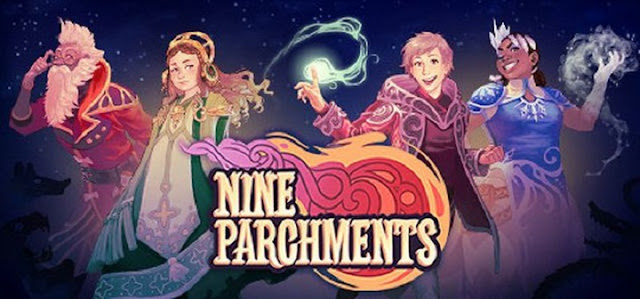 Free Download Nine Parchments PC Game