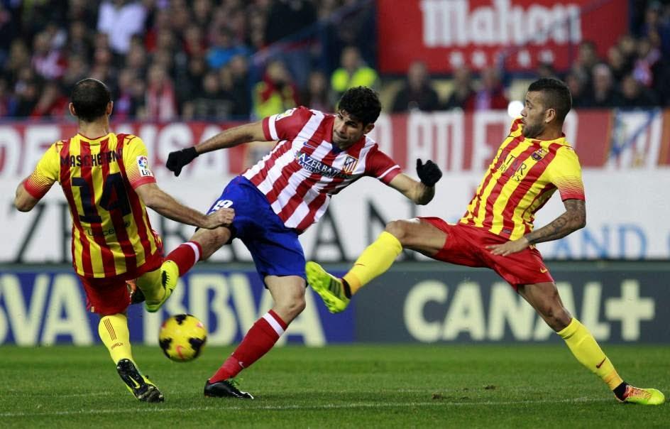 atletico de madrid barcelona