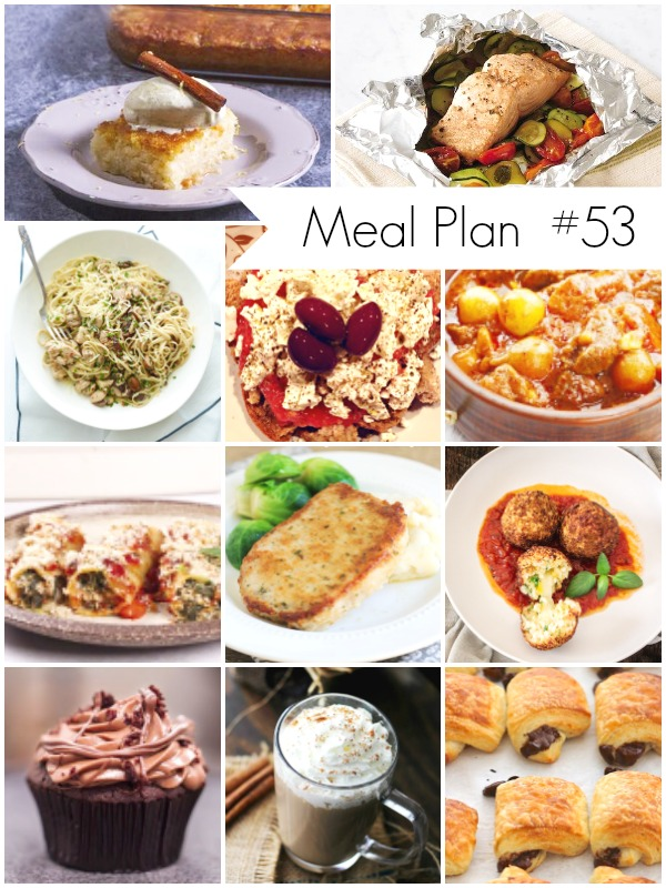 Start mealplanning and save time and money - Ioanna's Notebook