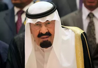 Abdullah bin Abdul Aziz Al Saud  most influential people in the world