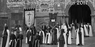 Horario e Itinerario Semana Santa Zaragoza 2017