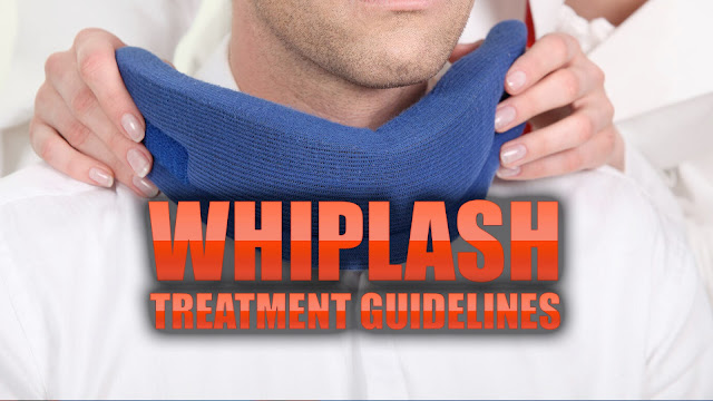 Whiplash Treatment Guidelines | El Paso, TX Chiropractor