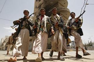 Pemberontak Syiah Houthi Langgar Kesepakatan untuk Kuasai Kota Amran, Yaman