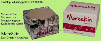 Moreskin Day Cream / Moreskin Krim Pagi 0858.4200.8802
