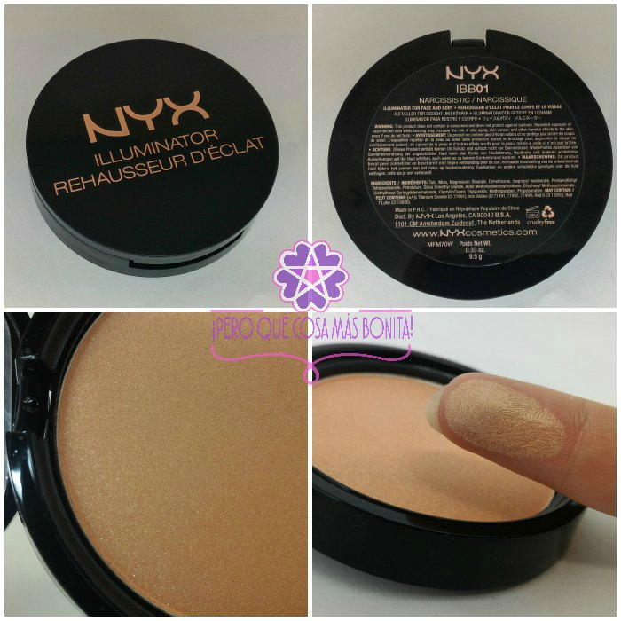 Nyx Gran Via- Narcissistic