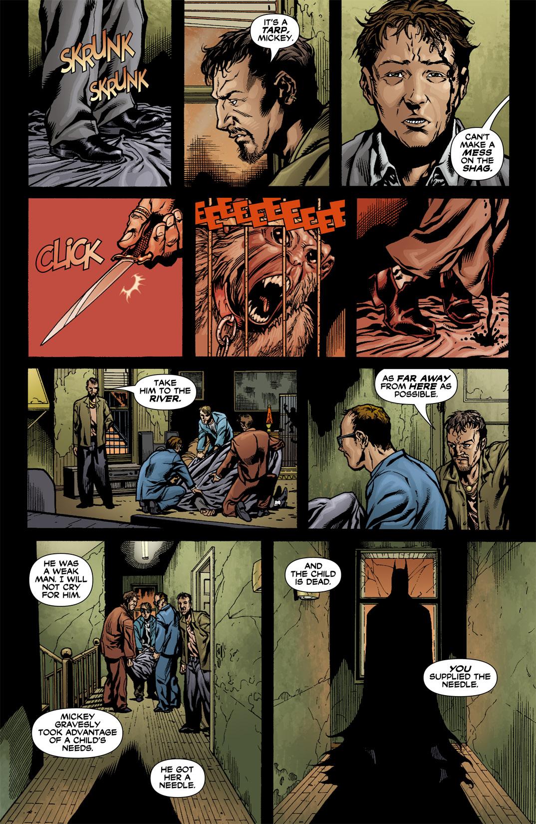 Detective Comics (1937) 801 Page 16