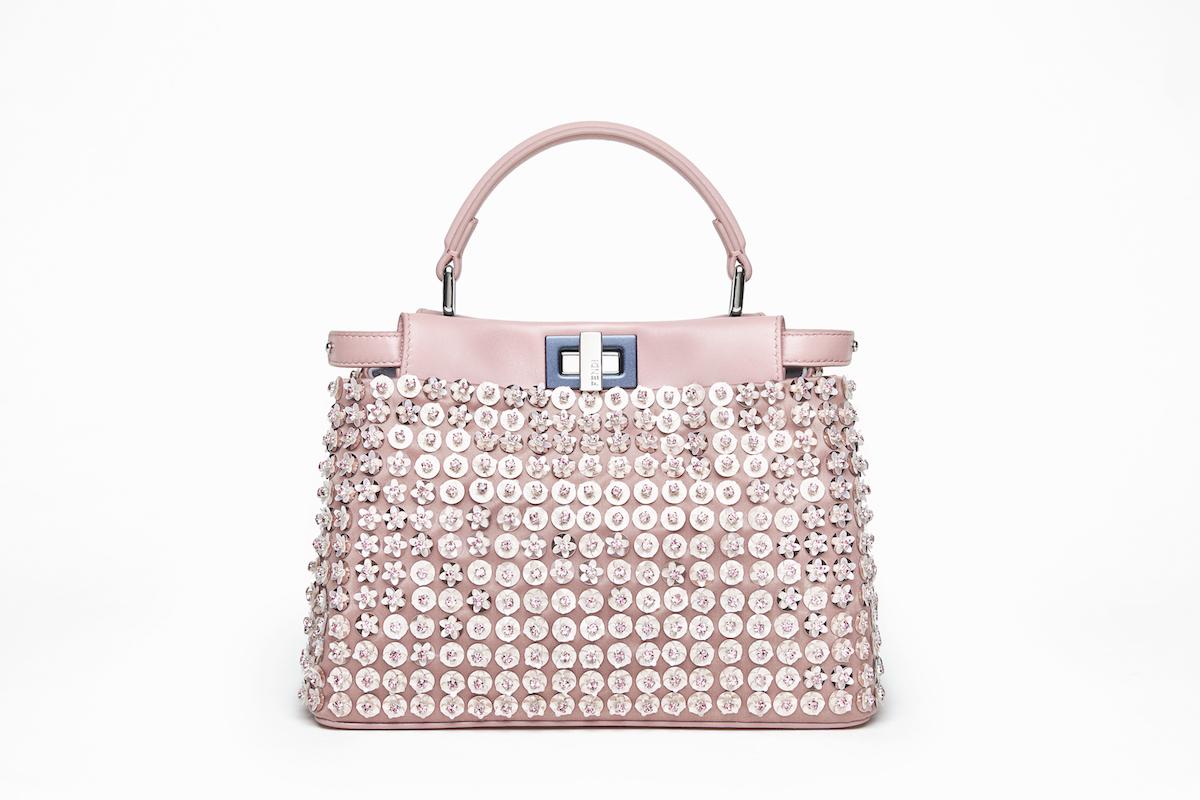 FENDI's Exclusive #FENDISURIAKLCC Mini Peekaboo Bag