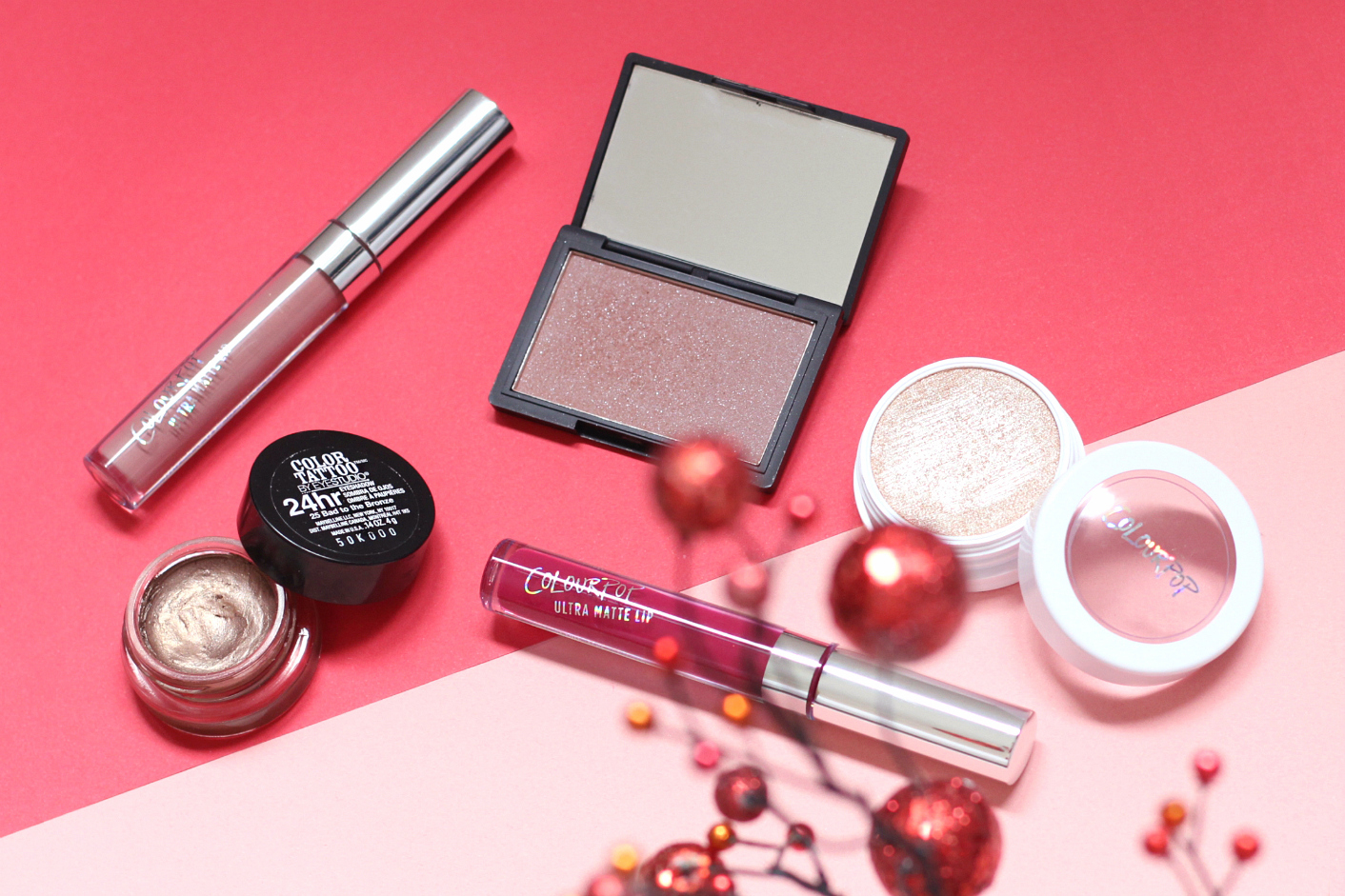 Last Minute Affordable/Drugstore Makeup Holidays Gift Guide Under $10