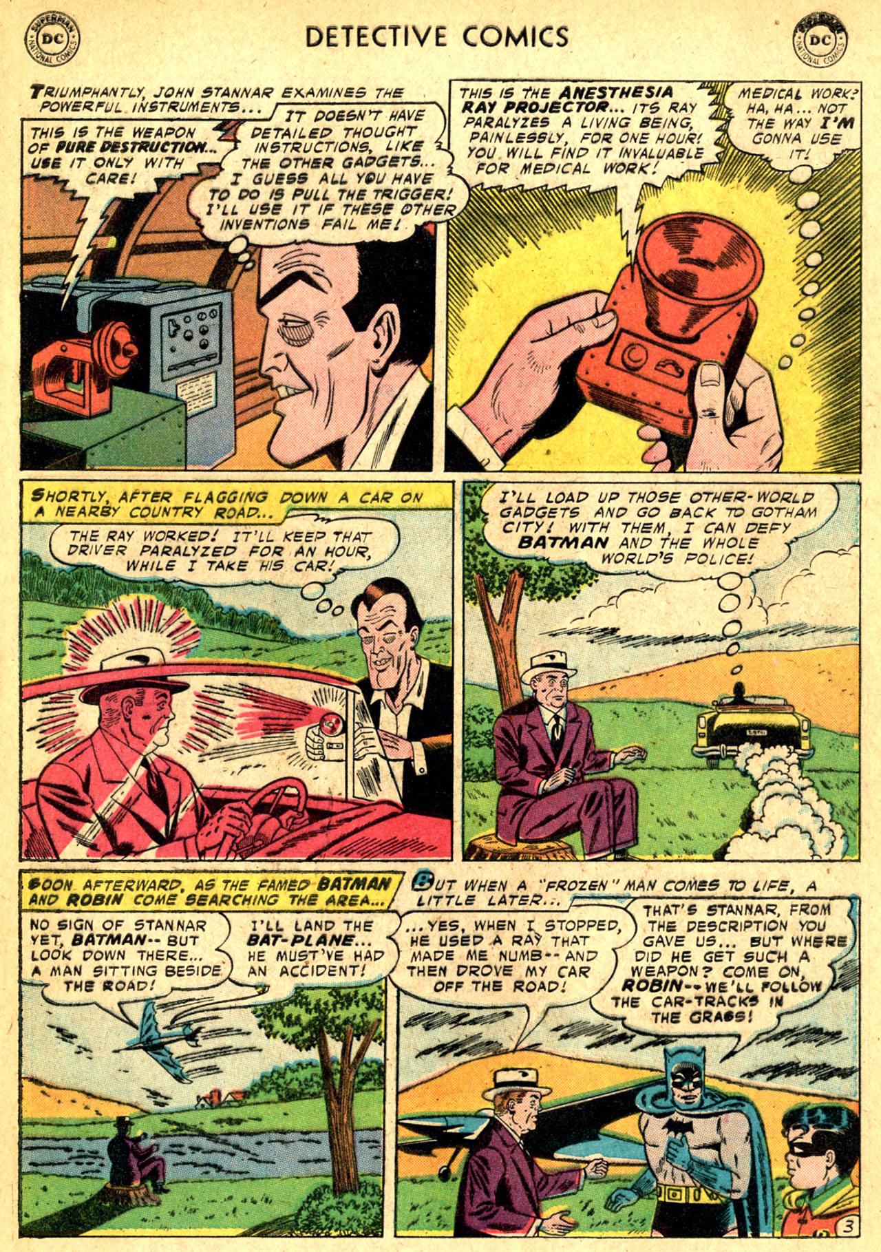 Read online Detective Comics (1937) comic -  Issue #250 - 5